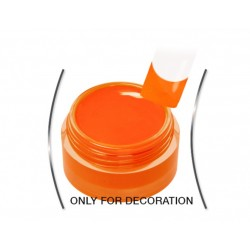 Gel Color Neon Orange 5ml