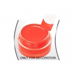 Gel Color Neon Light Orange 5ml
