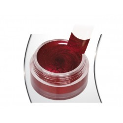 Gel Color Métallic Elixier Red 5ml