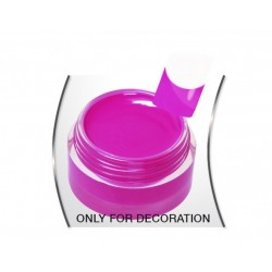 Gel Color Neon Fuchsia 5ml