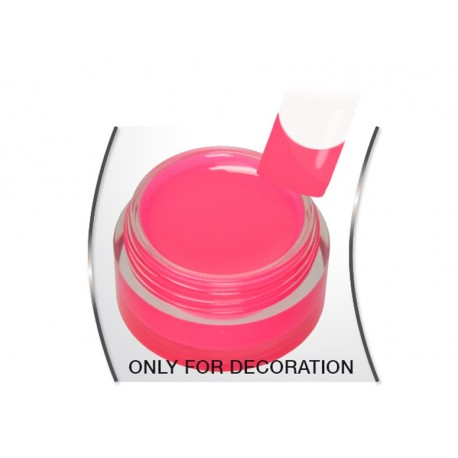 Gel Color Neon Pink 5ml