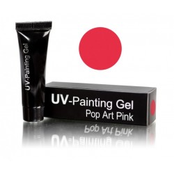 UV-Painting Gel-Pop Art Pink 5ml