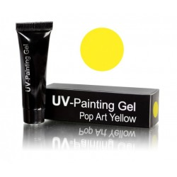 UV-Painting Gel-Pop Art Yellow 5ml