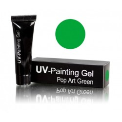 UV-Painting Gel-Pop Art Green 5ml