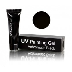 UV-Painting Gel-Achromatic Black 5ml