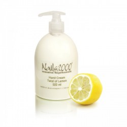 Hand Cream Twist Of Lemon 500ml