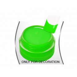 Gel Color Neon Light Gree 5ml