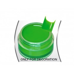 Gel Color Neon Green 5ml