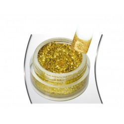 Gel Glitter Gold 5ml