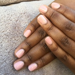 Pose de semi permanent